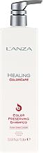 Düfte, Parfümerie und Kosmetik Farbschutz-Shampoo für coloriertes Haar - Lanza Healing Colorcare Color Preserving Shampoo