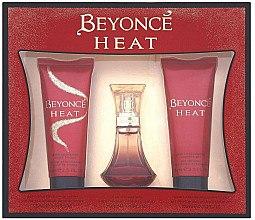 Düfte, Parfümerie und Kosmetik Beyonce Heat - Duftset (Eau de Parfum 30ml + Duschgel 75ml + Körperlotion 75ml)