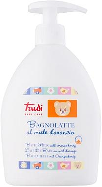 Bademilch für Babys mit Orangenhonig - Trudi Baby Bath Milk With Honey From Orange Blossom — Bild N2