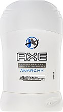 Deostick Antitranspirant - Axe Dry Anarchy — Bild N1