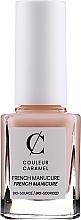 Düfte, Parfümerie und Kosmetik Nagellack - Couleur Caramel French Manicure Nail Lacquer