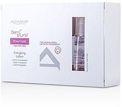 Düfte, Parfümerie und Kosmetik Haarlotion gegen Haarausfall - AlfaParf Semi Di Lino Scalp Care Energizing Lotion