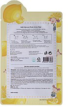 Cellulose-Tuchmaske mit Zitronenextrakt - Sally's Box Loverecipe Lemon Mask — Bild N2