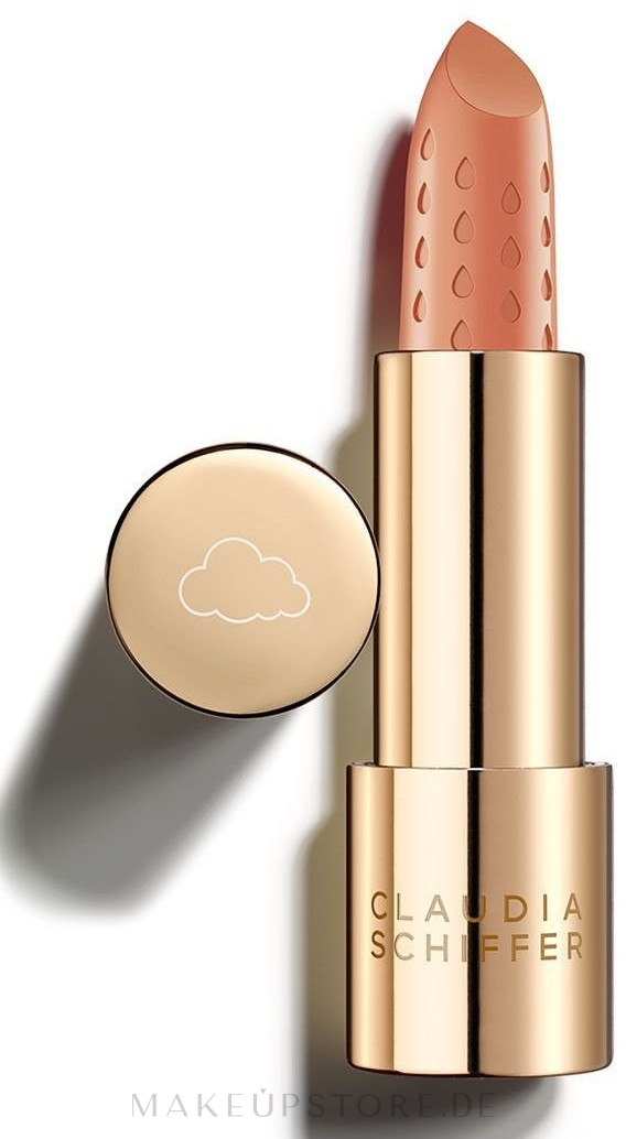 Cremiger Lippenstift - Artdeco Claudia Schiffer Cream Lipstick — Bild 132 - Nude