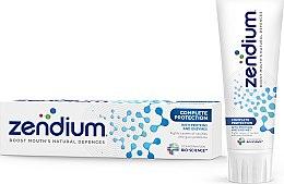 Düfte, Parfümerie und Kosmetik Schützende Zahnpasta vor Karies und Zahnfleischproblemen - Zendium Complete Protection Toothpaste