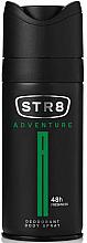 Düfte, Parfümerie und Kosmetik STR8 Adventure Deo Spray 48H - Deospray