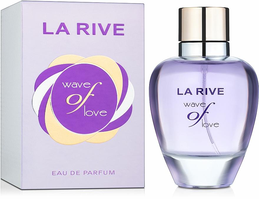 La Rive Wave Of Love - Eau de Parfum — Bild N2