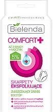 Düfte, Parfümerie und Kosmetik Fußpeeling in Socken - Bielenda Comfort Exfoliating Socks