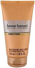 Düfte, Parfümerie und Kosmetik Feuchtigkeitsspendende Körperlotion - Bruno Banani