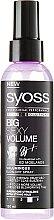 Düfte, Parfümerie und Kosmetik Volumen Haarspray - Syoss Big Sexy Volume Blow Dry Spray