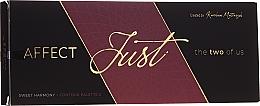 Düfte, Parfümerie und Kosmetik Make-up Set (Make-up Palette 12x2g + Make-up Palette 3x5g) - Affect Cosmetics