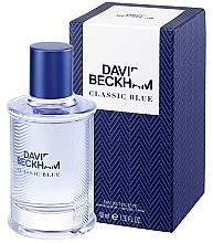 Düfte, Parfümerie und Kosmetik David Beckham Classic Blue - Eau de Toilette