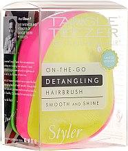 Kompakte Haarbürste - Tangle Teezer Compact Styler Kaleidoscope Brush — Bild N3