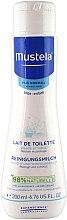 Düfte, Parfümerie und Kosmetik Schützende Reinigungsmich für Kinder und Babys - Mustela Normale Lait de Toilette Milk