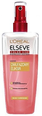 Expressbalsam für gefärbtes Haar oder Strähnen - L'Oreal Paris Elseve Color Vive Conditioner — Bild N1