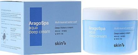 Gesichtscreme mit Thermalwasser - Skin79 AragoSpa Aqua Deep Cream — Bild N2