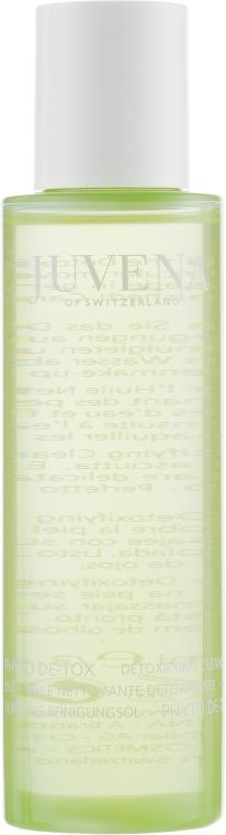 Gesichtsreinigungsöl - Juvena Phyto De-Tox Cleansing Oil — Bild N2
