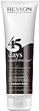 Düfte, Parfümerie und Kosmetik 2in1 Shampoo und Conditioner für sehr dunkle bis schwarze Nuancen - Revlon Professional Revlonissimo 45 Days Radiant Darks 2in1
