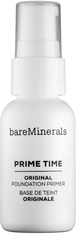 Gesichtsprimer - Bare Escentuals Bare Minerals Prime Time Foundation Primer — Bild N1