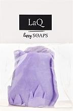 Handgemachte Naturseife Rose mit Lavendelduft - LaQ Happy Soaps Natural Soap — Bild N2