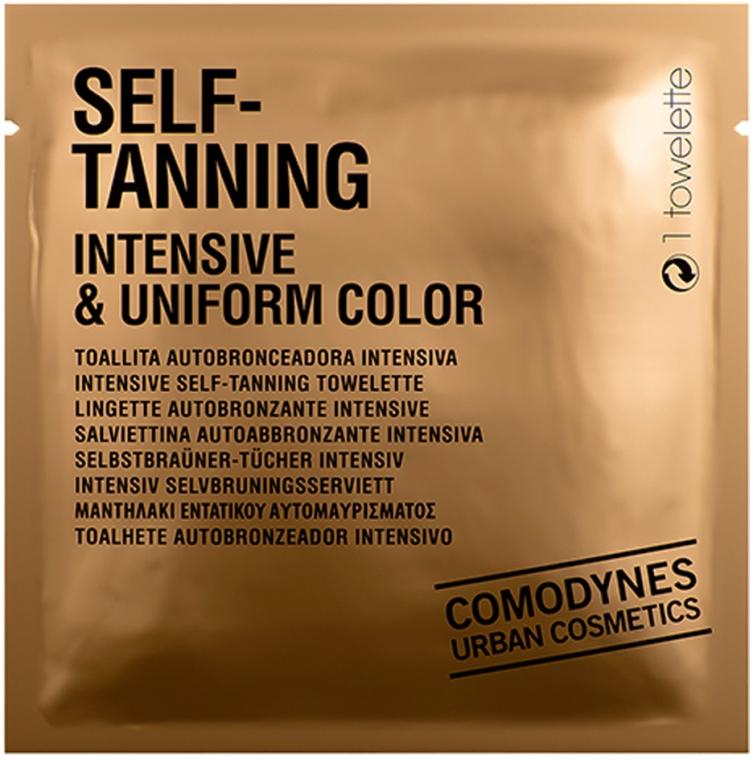 Selbstbräuner-Tücher intensiv - Comodynes Self-Tanning Intensive & Uniform Color — Bild N1