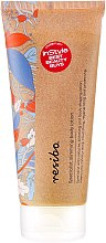 Düfte, Parfümerie und Kosmetik Anti-Cellulite Körperlotion - Resibo Specialised Slimming Body Lotion