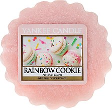 Düfte, Parfümerie und Kosmetik Tart-Duftwachs Rainbow Cookie - Yankee Candle Rainbow CookieTarts Wax Melts