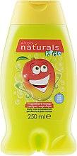 Düfte, Parfümerie und Kosmetik 2in1 Schaumbad und Duschgel mit süßem Mangoduft für Kinder - Avon Naturals Kids Mango Body Wash and Bubble Bath