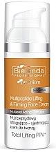 Düfte, Parfümerie und Kosmetik Straffende Liftingcreme für das Gesicht - Bielenda Professional Premium Total Lifting PPV+ Face Cream