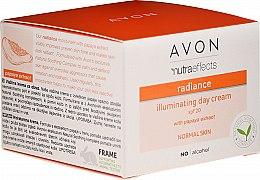 Düfte, Parfümerie und Kosmetik Illuminierende Creme mit Papaya-Extrakt LSF20 - Avon Nutra Effects Radiance Illuminating Day Cream