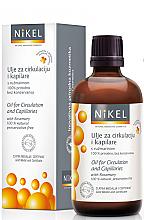 Düfte, Parfümerie und Kosmetik Rosmarinblattöl zur Verbesserung der Mikrozirkulation im Blut - Nikel Oil for Circulation and Capillaries
