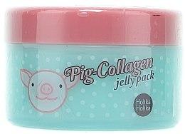 Düfte, Parfümerie und Kosmetik Nacht Collagen Gesichtsmasken - Holika Holika Pig-Collagen Jelly Pack