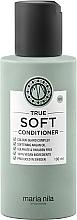 Düfte, Parfümerie und Kosmetik Feuchtigkeitsspendender Conditioner mit Arganöl - Maria Nila True Soft Conditioner