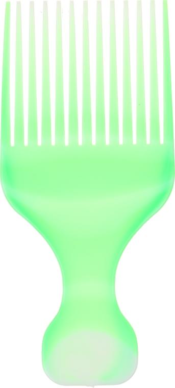 Afro Haarkamm grün 60403 - Top Choice — Bild N1
