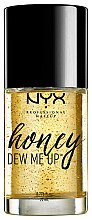 Düfte, Parfümerie und Kosmetik Make-up Base - NYX Professional Makeup Honey Dew Me Up Primer