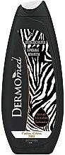 Düfte, Parfümerie und Kosmetik Duschgel - Dermomed Shower Gel Bagnoschiuma Zebra Animalair