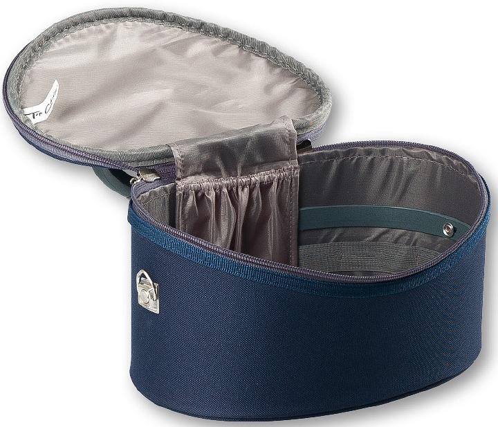 Kosmetiktasche dunkelblau 95061 oval - Top Choice Oval Navy — Bild N2