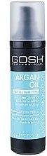 Düfte, Parfümerie und Kosmetik Arganöl - Gosh Argan Oil
