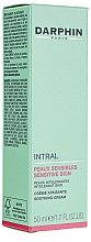 Düfte, Parfümerie und Kosmetik Beruhigende Gesichtscreme für empfindliche Haut - Darphin Intral Soothing Cream