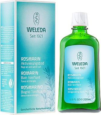 Erfrischende Bademilch mit Rosmarin - Weleda Rosemary Invigorating Bath Milk — Bild N1
