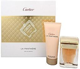 Düfte, Parfümerie und Kosmetik Cartier La Panthere - Duftset (Eau de Toilette 50ml + Körperlotion 100ml)