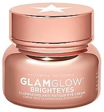 Düfte, Parfümerie und Kosmetik Aufhellende Anti-Falten Augenkonturcreme - Glamlow Brighteyes Eye Cream