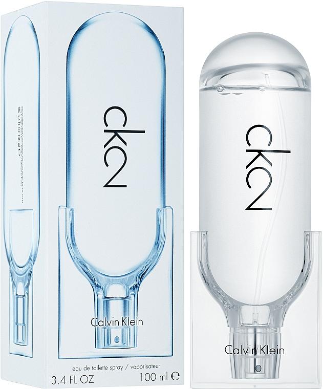 Calvin Klein CK2 - Eau de Toilette — Bild N2