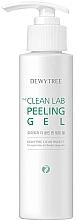 Düfte, Parfümerie und Kosmetik Gesichtspeeling mit Papaya-Extrakt - Dewytree The Clean Lab Peeling Gel
