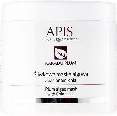 Gesichtsmaske mit Pflaumenextrakt und Chiasamen - APIS Professional Kakadu Plum Cream — Bild N1