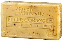 Düfte, Parfümerie und Kosmetik Naturseife mit Orangenblüte und grünem Tee - La Maison du Savon de Marseille Orange Blossom & Green Tea Soap