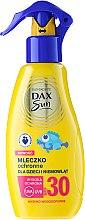 Düfte, Parfümerie und Kosmetik Sonnenschutzmilch-Spray für Kinder und Babys SPF 30 - DAX Sun Body Lotion SPF 30