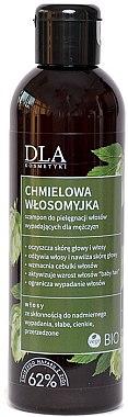 Shampoo gegen Haarausfall mit Hopfenextrakt für Männer - DLA — Bild N1