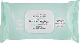 Düfte, Parfümerie und Kosmetik Make-up-Entfernungstücher mit Aloe Vera für empfindliche Haut 40 St. - Byphasse Make-up Remover Aloe Vera Sensitive Skin Wipes