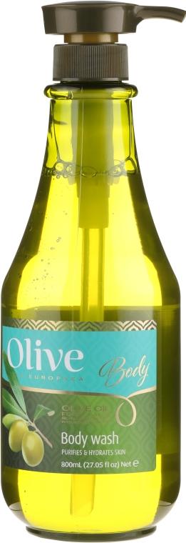 Duschgel mit Olivenöl - Frulatte Olive Body Wash — Bild N1